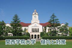 関西学院大学 2016年